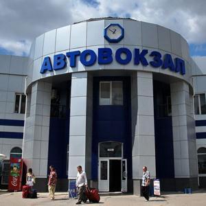 Автовокзалы Полевского