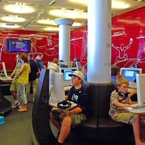 Интернет-кафе Полевского