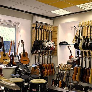 Музыкальные магазины Полевского