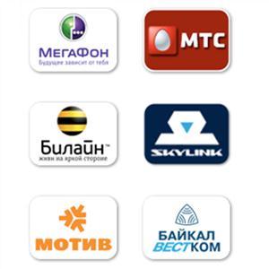 Операторы сотовой связи Полевского