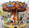 Парки культуры и отдыха в Полевском