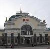 Железнодорожные вокзалы в Полевском