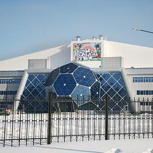 Спортивные комплексы Полевского