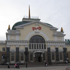 Железнодорожные вокзалы Полевского